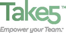 Take 5 logo